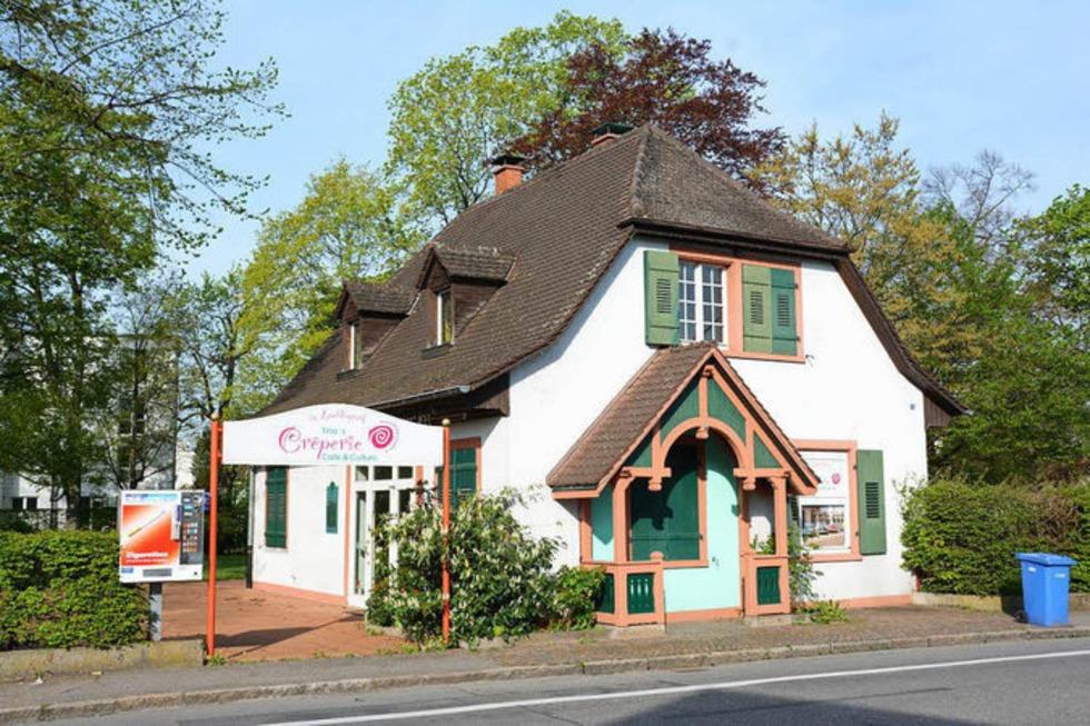 Café am Läublinpark - Weil am Rhein