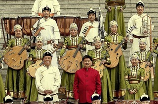 Mongolia Folk Orchestra beim Mozartfest