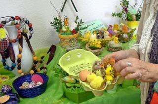 Oster-, und Flohmarkt mit Bewirtung in Titisee-Neustadt