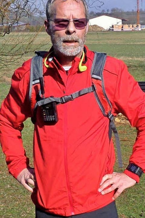 Diesen Läufer kann man am Sonntag live beim Halbmarathon begleiten - Badische Zeitung TICKET