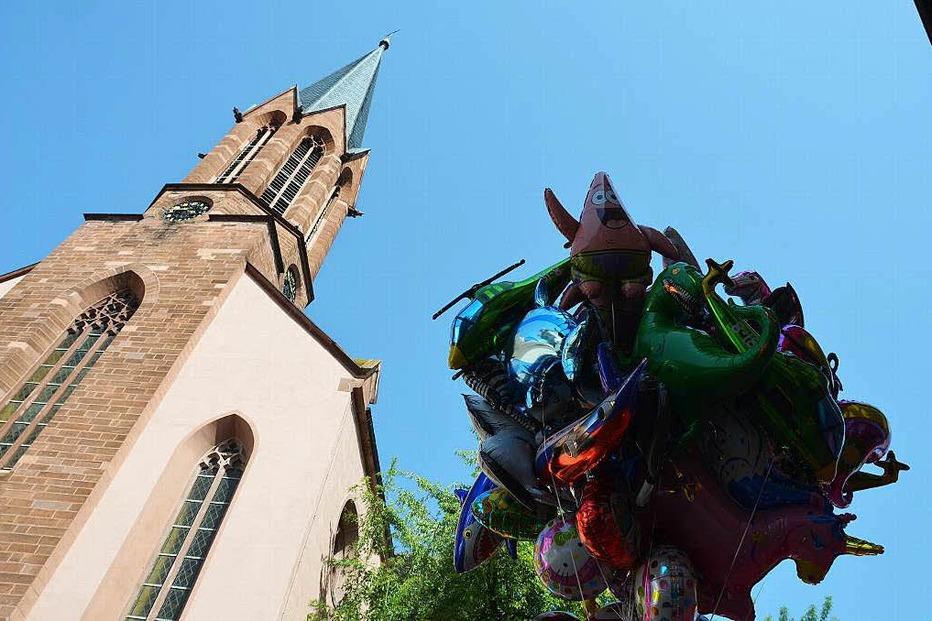 Evangelische Stadtkirche - Emmendingen