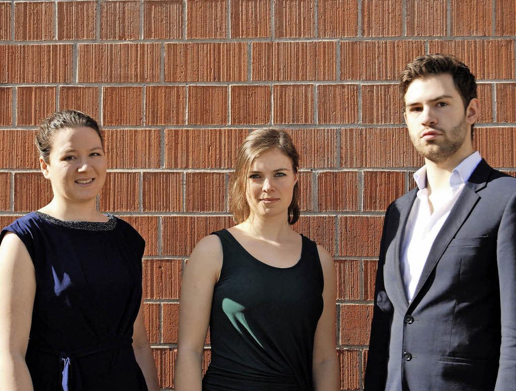Kammerkonzert Podium Junger Künstler bei den Kammerkonzerten Efringen Kirchen Badische Zeitung TICKET