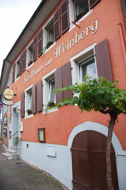Gasthaus Weinberg Herdern (geschlossen) - Freiburg
