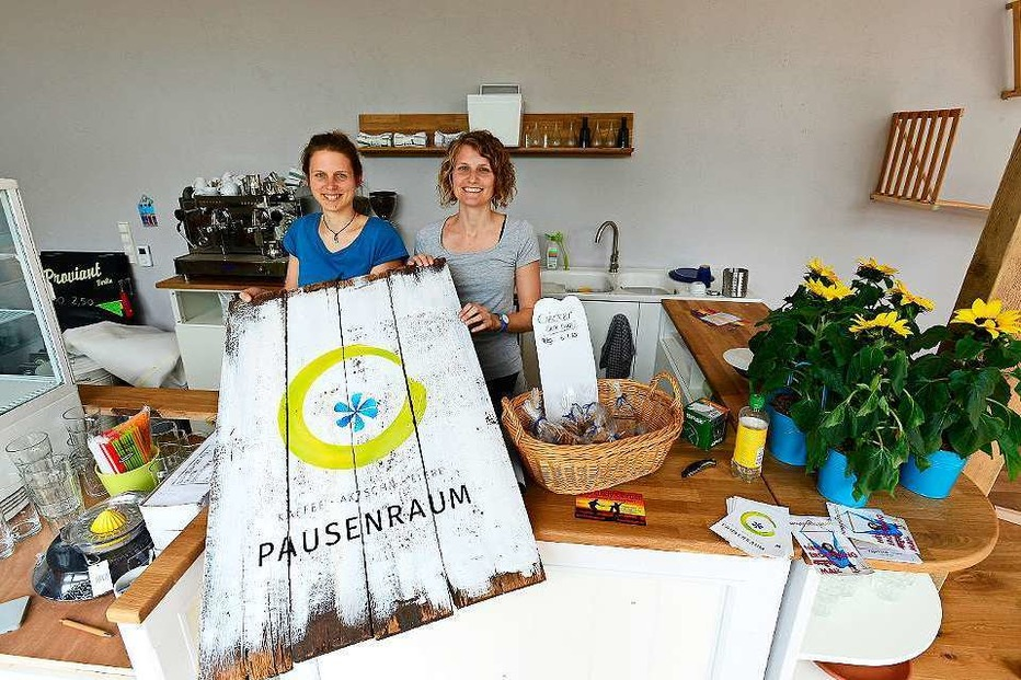 Café Pausenraum (Zähringen) - Freiburg