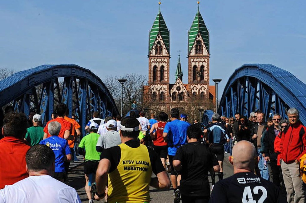 Wer sind die Favoriten beim Freiburg-Marathon? - Badische Zeitung TICKET