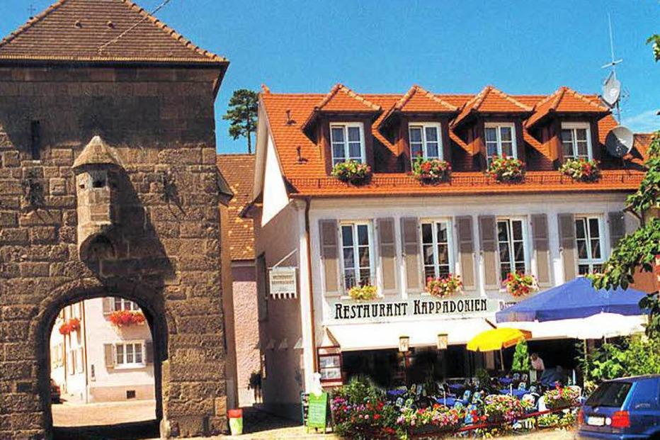 Gasthaus Kappadokien - Breisach