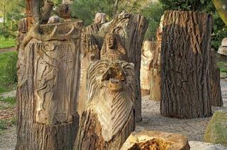 Skulpturenpark in Bas Krozingen