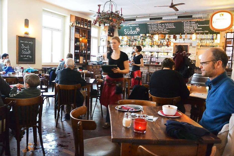 Restaurant Süden - Freiburg