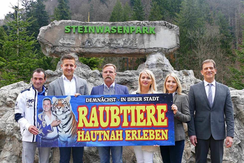Steinwasenpark übernimmt Löffinger Schwarzwaldpark - Badische Zeitung TICKET