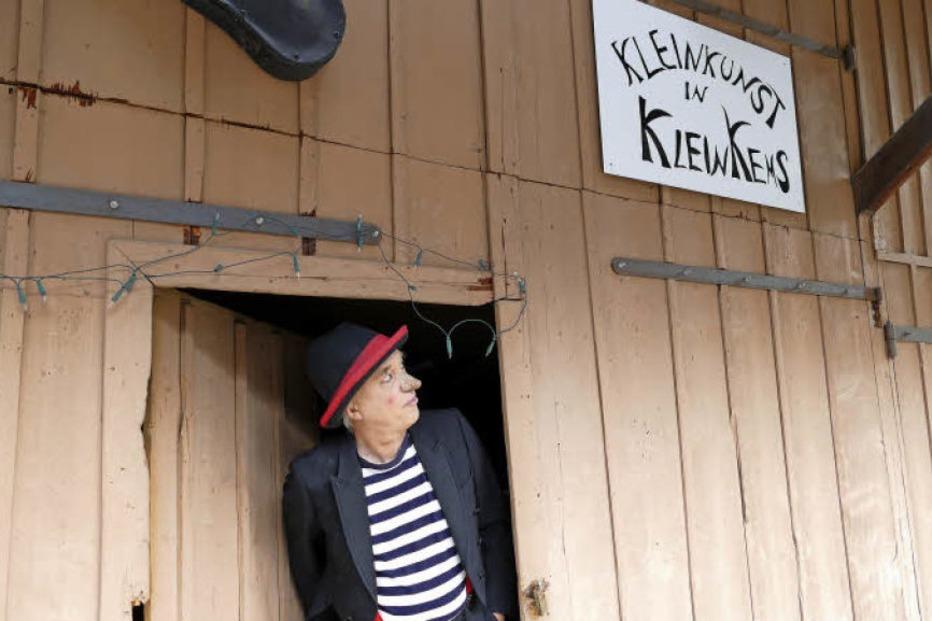 Christian Rabes Kulturscheune: Kleinkunst in Kleinkems - Badische Zeitung TICKET