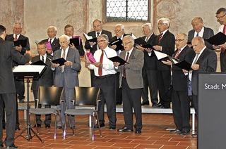 Sängervereinigung Müllheim in Müllheim