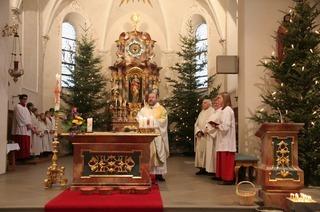 Katholische Kirche St. Fides