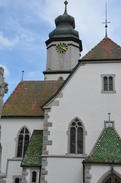 Kirche St. Fides - Grafenhausen