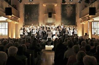 Golden Harps im Konzerthaus