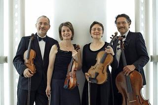 Carmina Quartett Zürich gastiert in Riehen