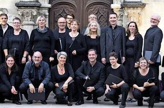 Vokalconsort spielt Werke von Nystedt, Gjeilo, Kalliwoda u. Berthier im Fridolinsmünster in Bad Säckingen