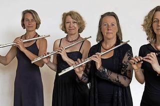 Quartett Contravers in Badenweiler