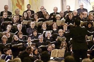 """Bachs Kantate """"Himmelskönig, sei willkommen"""" ertönnt beim Karfreitagsgottesdienst in der Auferstehungskirche"""