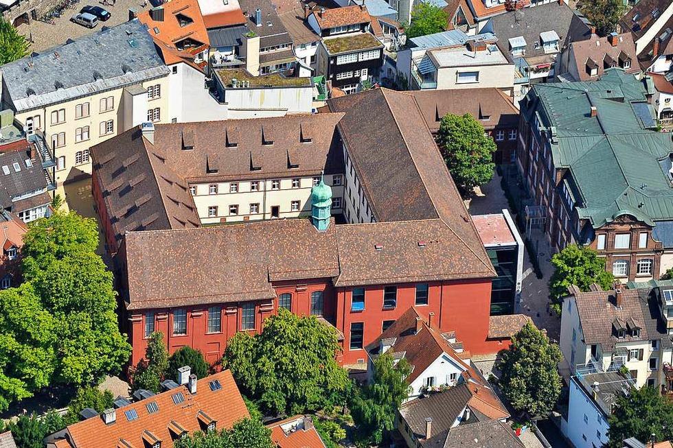 Adelhauser Kirche - Freiburg