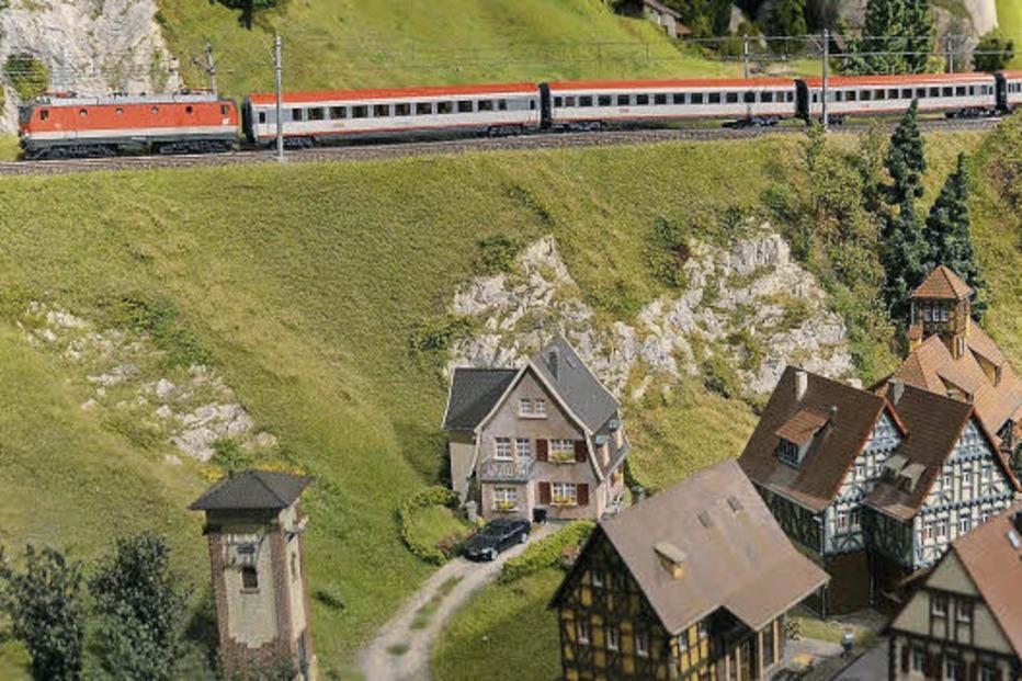 Modellbahnzentrum Blasiwald - Schluchsee