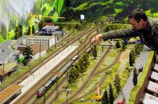 Schwarzwald-Modellbahn Hausach