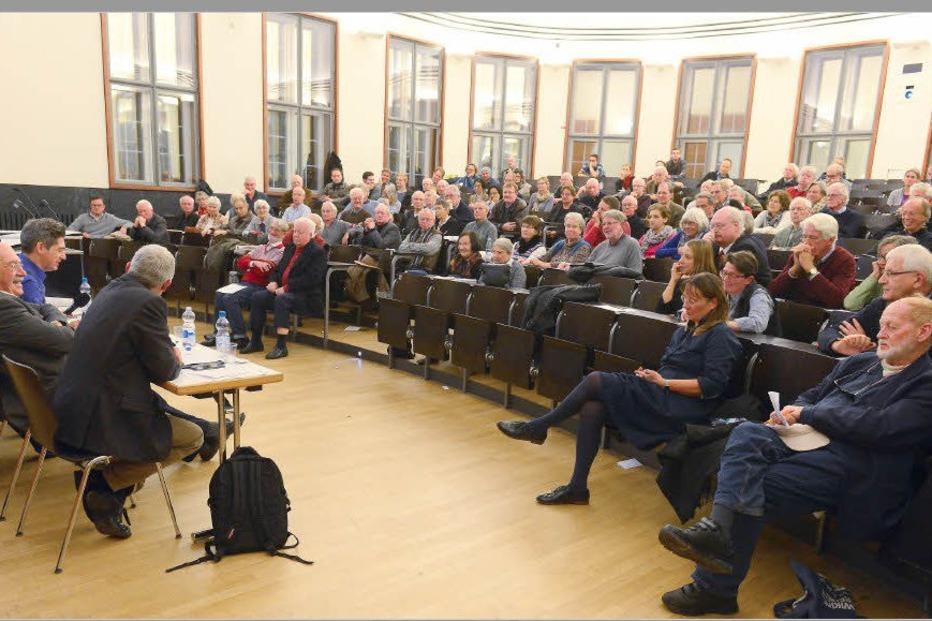 Universität, KG I, Hörsaal 1199 - Freiburg