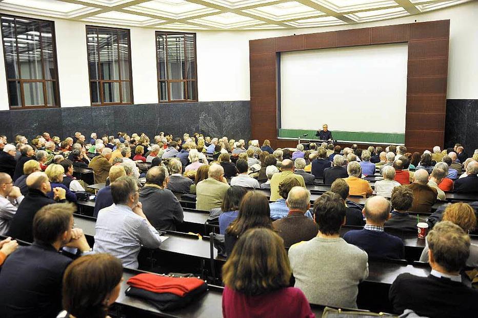 Universität, KG I, Hörsaal 1010 - Freiburg