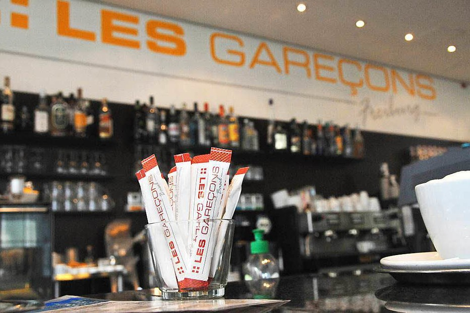 Espressobar Les Garecons (geschlossen) - Freiburg