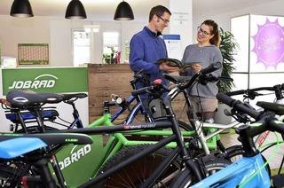 Freiburger Firma Leaserad: Erfolgsmodell Jobrad