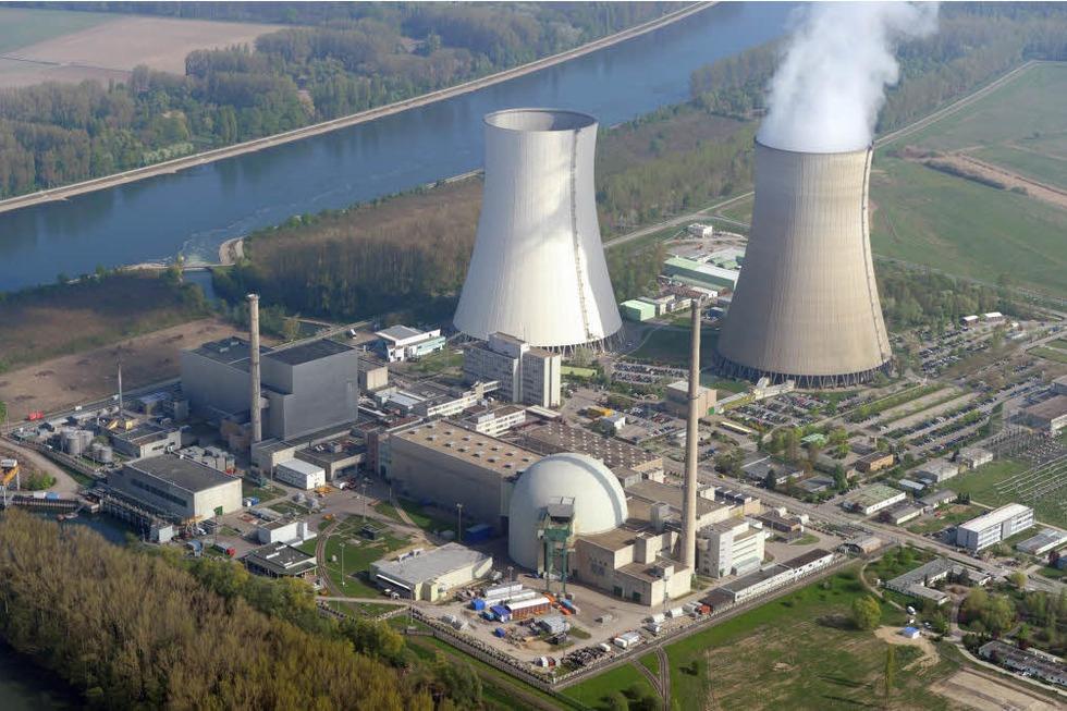 Kernkraftwerk Philippsburg - Philippsburg