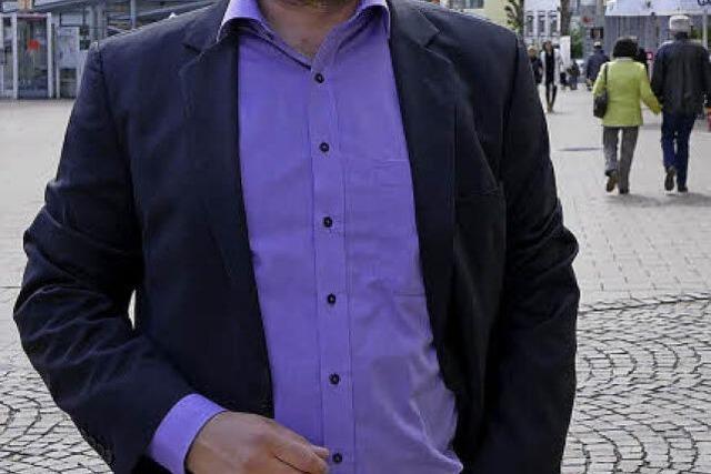 Die BZ fragt, die Kandidaten antworten: Christoph Kern