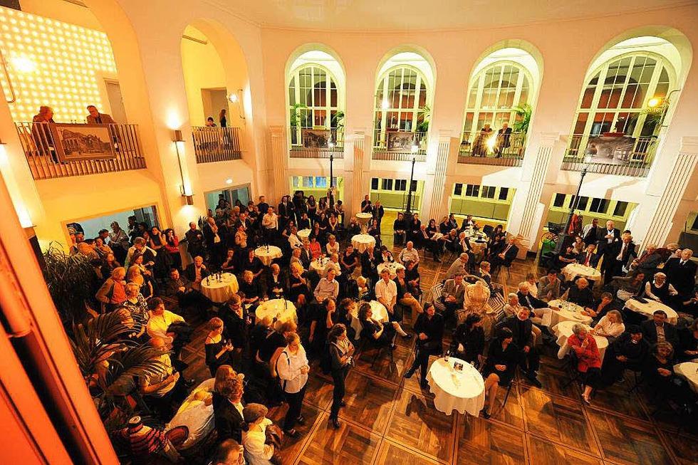 Winterer-Foyer im Theater - Freiburg