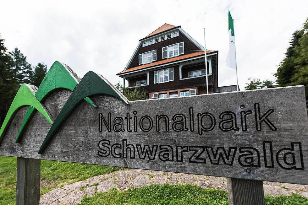 Nationalparkzentrum Ruhestein - Seebach