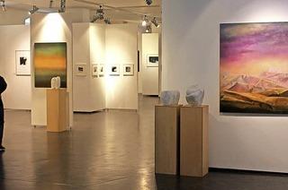 """Ausstellung """"Ohne Anfang - ohne Ende"""" des Vereins Bildende Kunst im Lörracher Dreiländermuseum endet"""