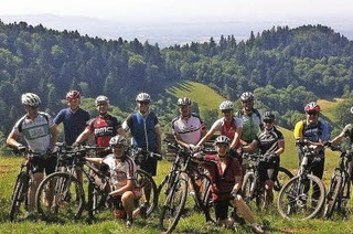 Für Mountainbikefahrer/innen in Titisee-Neustadt