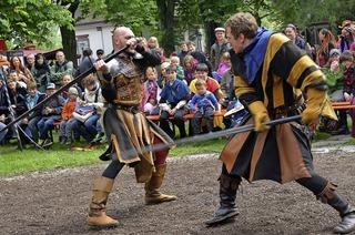 Kulturfestival im Schlosspark in Bad Säckingen