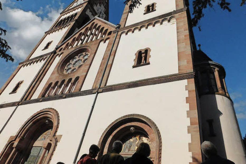 Dreifaltigkeitskirche - Offenburg