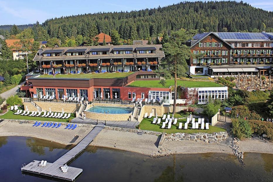 Treschers Schwarzwaldhotel Titisee - Titisee-Neustadt