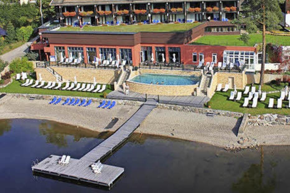 Hallenschwimmbad (Schwarzwaldhotel Titisee) - Titisee-Neustadt
