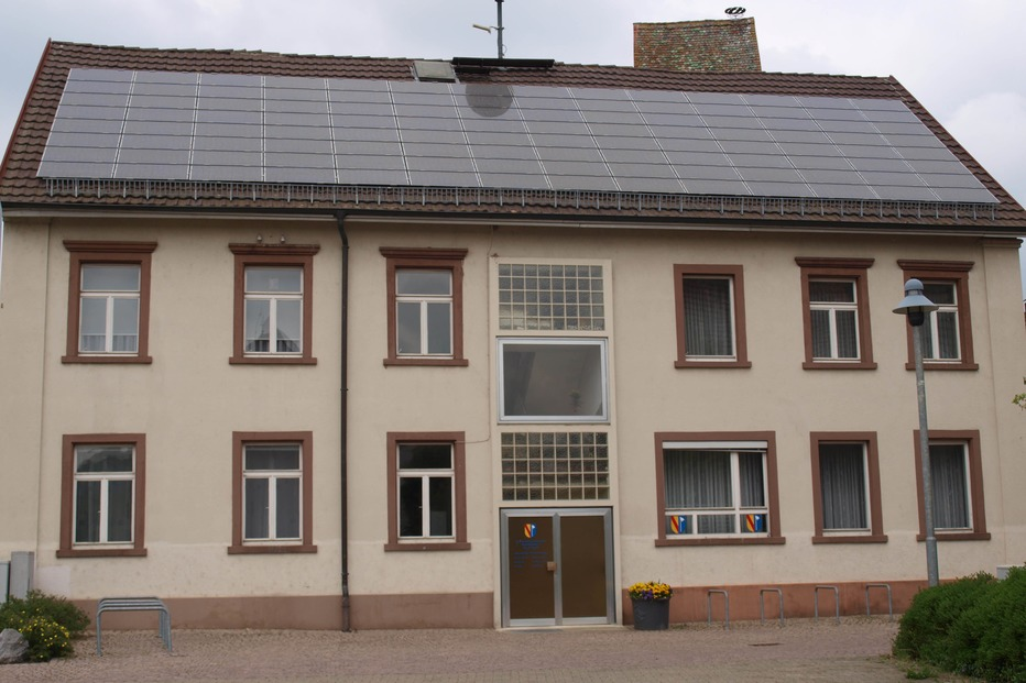 Rathaus Hauingen - Lörrach