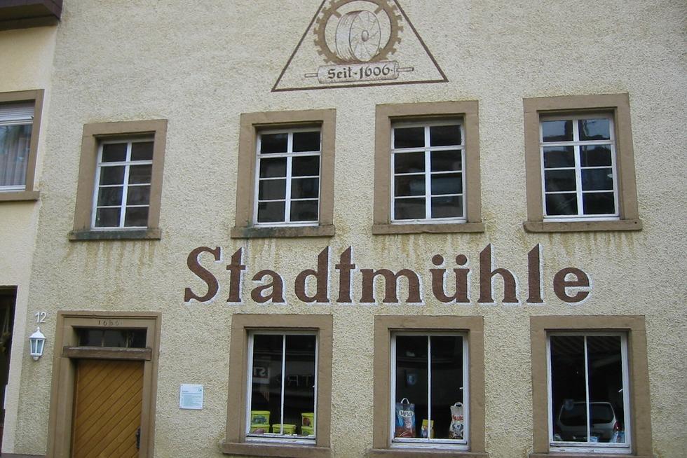 Stadtmühle - Elzach