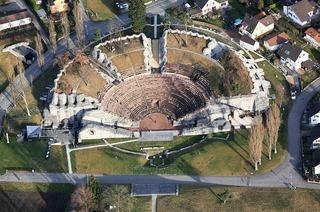Amphitheater Augusta Raurica