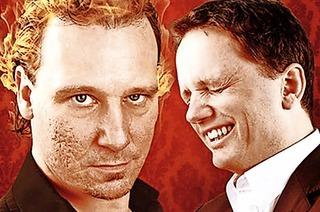 Mit Sascha Bendiks und Simon Höneß (Teufels Küche) und Link Michel in Feldberg