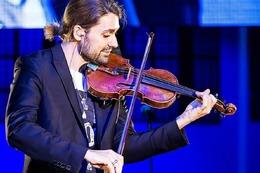 Fotos: Das Konzert von David Garrett in Freiburg