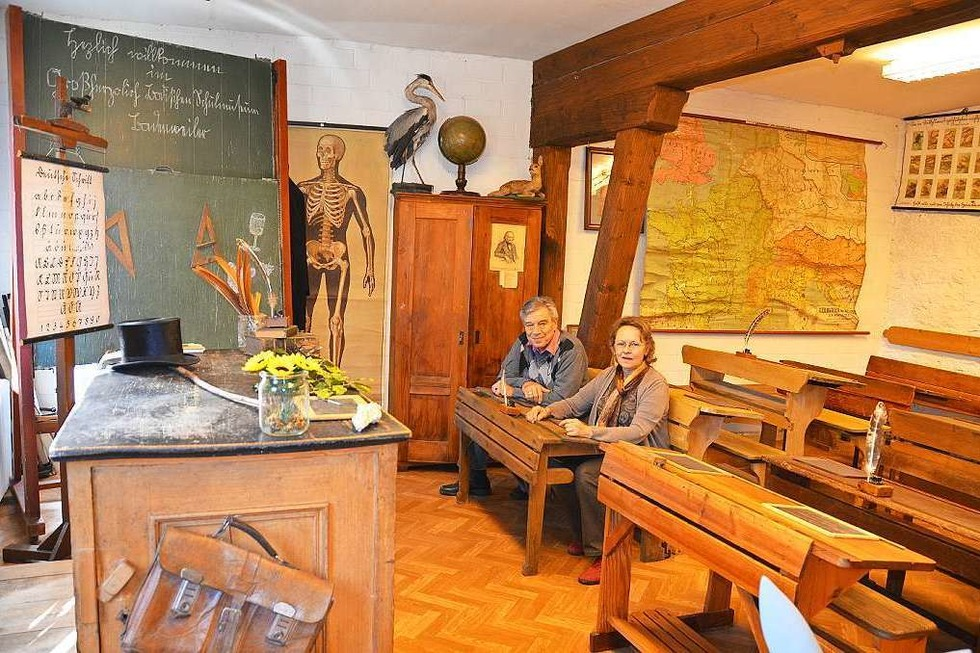 Schulmuseum im Kurpark - Badenweiler
