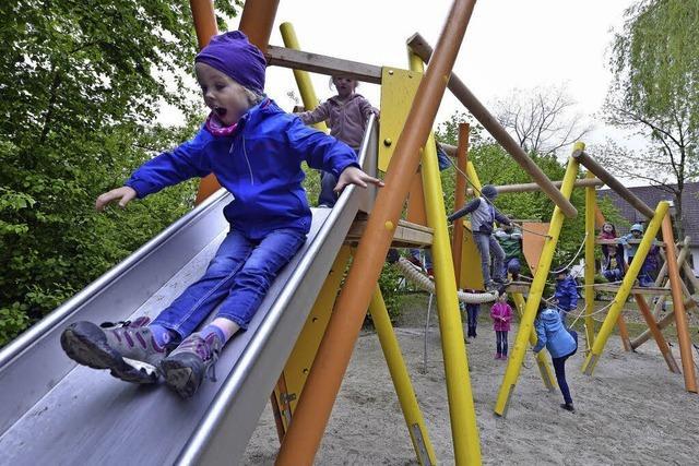 Kinderspielplatz Brunnmatten (Hochdorf)