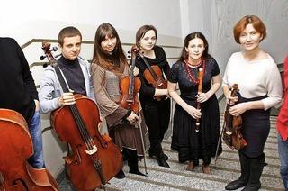 Kammersolisten Minsk in Hinterzarten