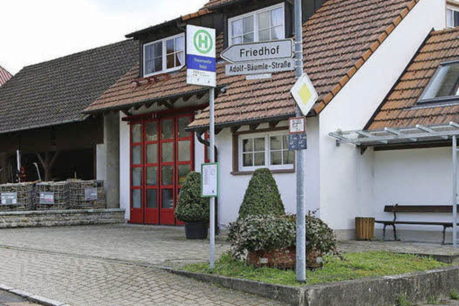 Feuerwehrhaus Nordschwaben - Rheinfelden