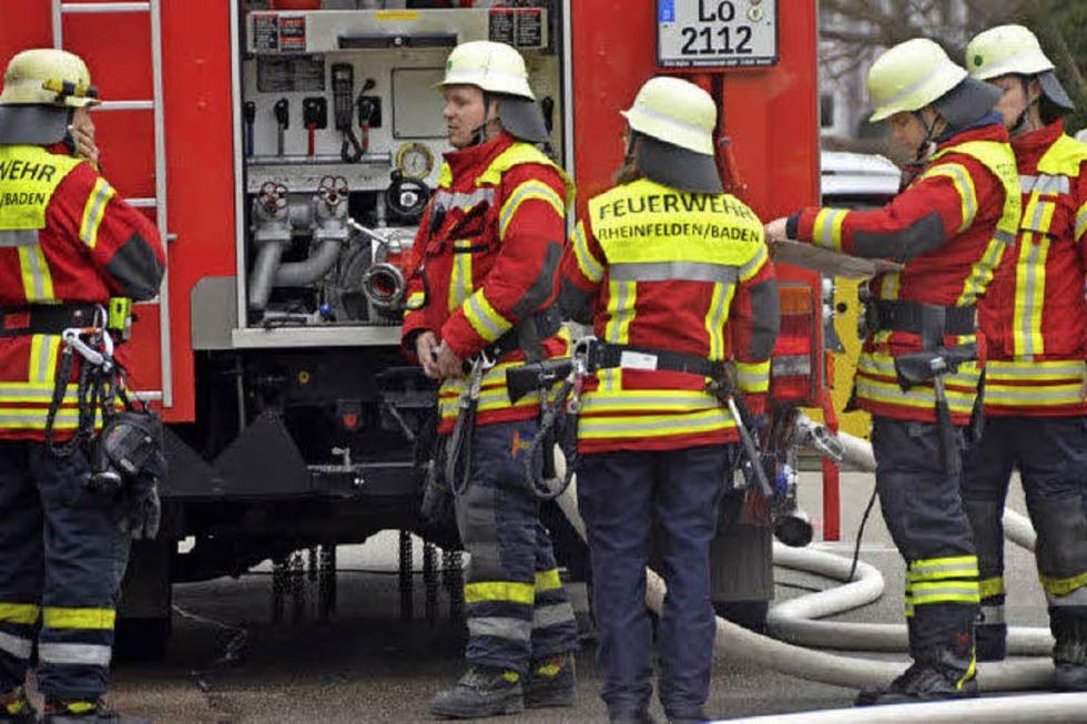 Feuerwehrhaus - Rheinfelden