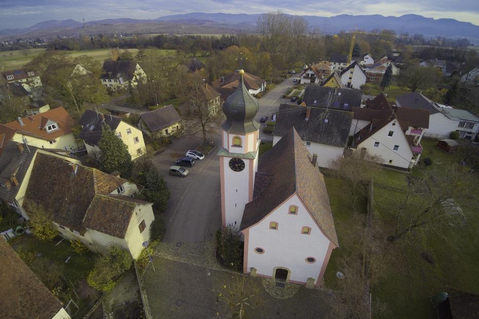 Ortsteil Offnadingen - Ehrenkirchen